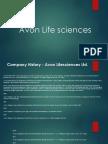 Avon Lifesciences Company Overview