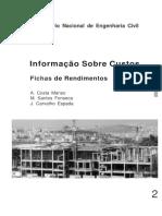 Fichas Rendimentos LNEC - Vol 2.pdf