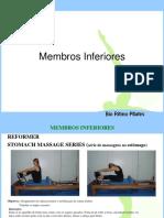 03 Curso de Formação Bio Ritmo Pilates - Membros Inferiores