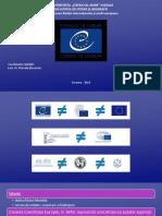 Consiliul Europei, Ioi, 2018. Sabina, Teona