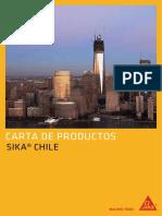 Carta de productos sika.pdf