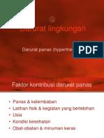 P3K Darurat Lingkungan
