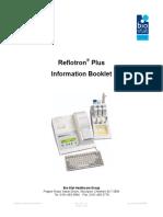 Reflotron Plus Information Booklet
