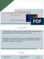 Portugal e a Europa.pptx