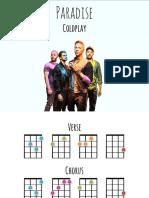 Coldplay - Paradise [Ukulele].pdf