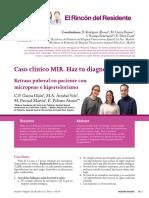 Retraso puberal en paciente con  micropene e hipertelorismo