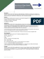 HexWeb_AluminumFlexCore_DataSheet