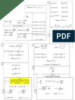 Fișă Cu Formule Statistică Anul I Sem. 2