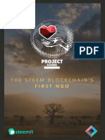 Project Giving - Our Proposal
