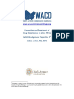 Prevention Treatment of Drug Dependency in West Africa 2013-04-03