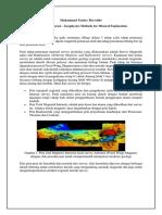 Metode Geofisika
