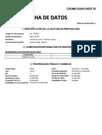 Ficha Heef 25