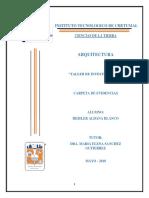 Tipos de Investigacion - protocolo de residencia