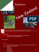 NZ Population