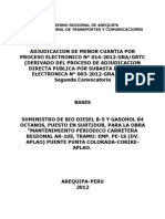 Gobierno Regional - Arequipa