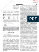 Aprueban Plan Operativo Institucional Del Oefa Para El Ano f Resolucion n 063 2018 Oefapcd 1654823 1