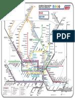 Hvv Linienplan Schnellbahnplan Usar
