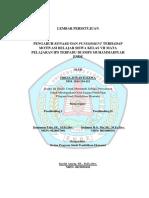 Lembar Persetujuan Skripsi Pendidikan Ekonomi
