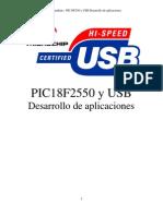 Pic18f2550 y Usb