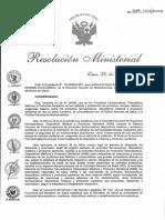 Rm_539-2016-Minsa Norma Técnica de Armacovigilancia