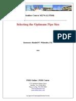 Selecting the Optimum Pipe Size.pdf