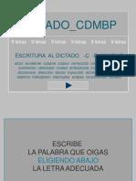dictado_cdbmp.ppt