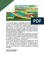articulacion pedagogica territorial