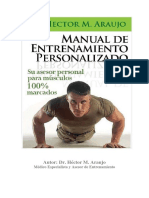 Desencadenado Tu Cuerpo Es Tu Gimnasio PDF, Libro de Fitness Revolucionario.pdf