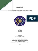 Case Report of Humerus