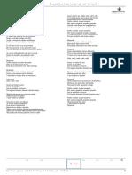 Despacito (Feat. Daddy Yankee) - Luis Fonsi - VAGALUME