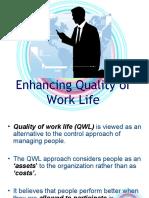 quality of work life-presentation