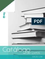 Catalogo Livros 2018