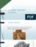 Cateter Venoso Central Expo