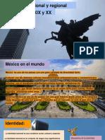 Identidad Nacional y Regional Mexicana del Siglo XIX y Siglo XX
