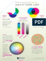 Color Theory Info Graphic Page 1