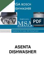 MSA Bosch Dishwasher 2015 3