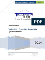 Training material Trw+CrW+FrW