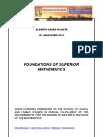 Alberto Añapa Pichota-Foundations of Superior Mathematics