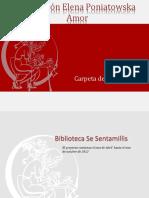 Carpeta Biblioteca