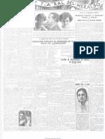Encuesta Sobre Teatro Federiconavas Pms Heraldo de Madrid 28 8 1926