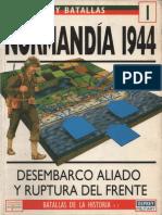 Ejercitos y Batallas 01 - Normandia 1944.pdf