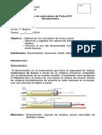 Guia de Laboratorio de Dinamometro