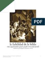 Josh Mcdowell - la fiabilidad de la biblia.pdf