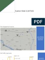 Justification Slide IL16732A