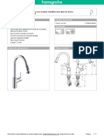 14877000 Hansgrohe Product Specification 2018-05-28