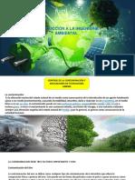 Contaminacion y Tecnologias Limpias