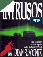Koontz, Dean R. - Intrusos