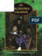 Vampiro a Máscara - Os Caçadores Caçados (transformar OCR) - Biblioteca Élfica.pdf