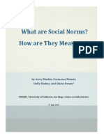 MACKIE, G. - What Are Social Norms.pdf
