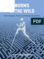 BICCHIERI, Cristina - Norms in the Wild_ How to Diagnose, Measure, And Change Social Norms (2017)